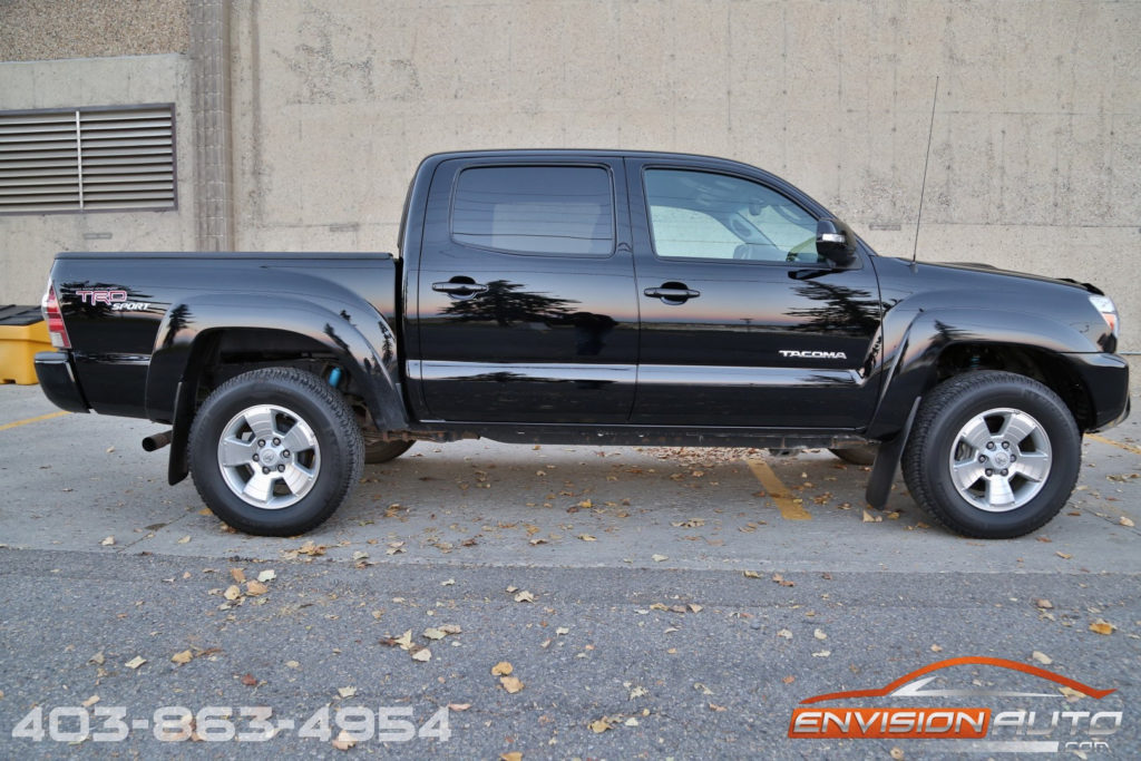 2012 Toyota Tacoma Double Cab TRD Sport 4 4 6 Speed