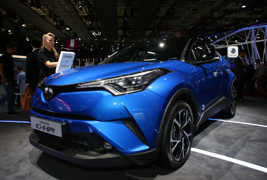 New Toyota C HR 2022 Redesign For Sale Review New 2022