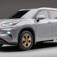 2022 Toyota Highlander Bronze Edition Debuts With Colorful