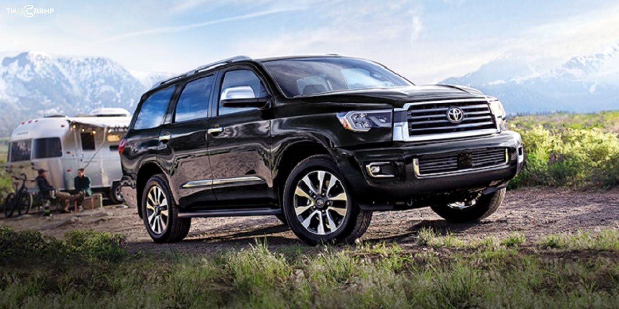 2021 Toyota Sequoia Review Expected Release Date Prices