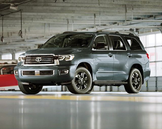 2022 Toyota Sequoia Preview Specs And Features 2021