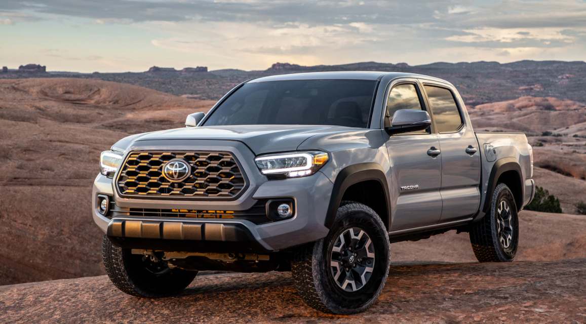 2022 Toyota Tacoma TRD Pro Price Colors Release Date